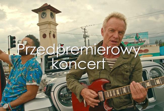 Стинг и Shaggy выступят в концертной студии Польского радио