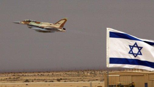 Израиль атаковал штаб-квартиру военной разведки ХАМАС в ответ на обстрелы