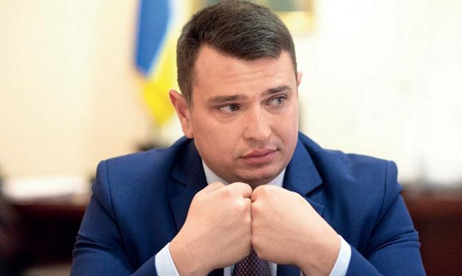 Журналисты сняли ночную встречу главы НАБУ Сытника с президентом Порошенко