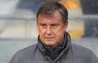 Хацкевич: Контролировали игру, но продвижение вперед отсутствовало
