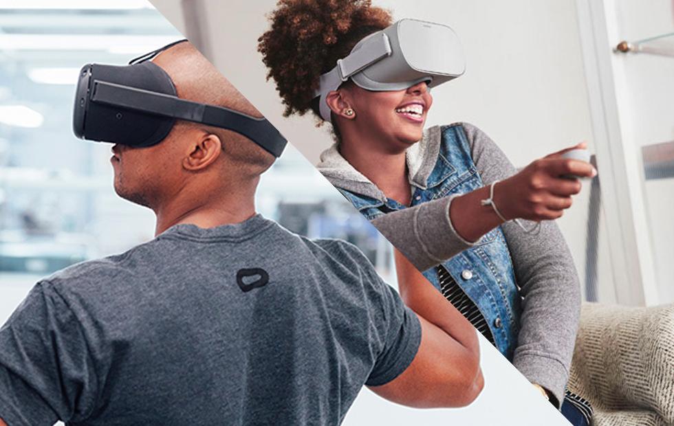 Цукерберг представил новый шлем виртуальной реальности в экономсегменте