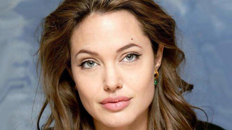Анджелина Джоли продемонстрировала высший пилотаж