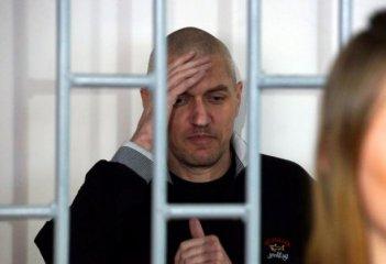 Засудженого в РФ українця Клиха відвідала у в'язниці мама, він виснажений психічно і фізично - І.Геращенко