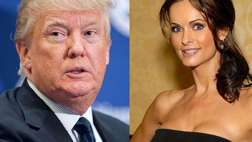 Модель Playboy рассказала о сексуальных связях с Трампом