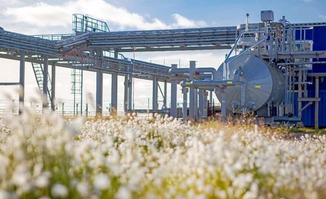 В США представили проект по сокращению поставок российского газа в Европу