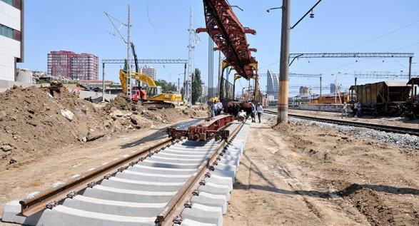 Железная дорога между Азербайджаном и Ираном начнет действовать через полгода