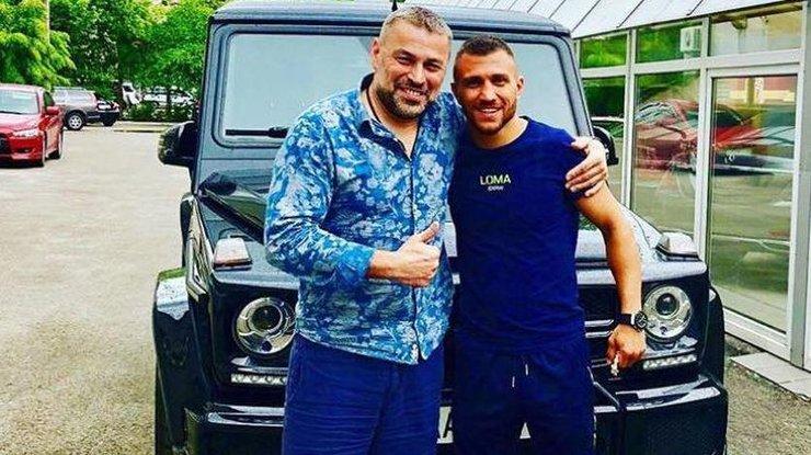 Ломаченко на победные деньги после боя купил престижное авто (видео)
