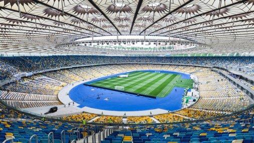 О подозрении в хищении во время Евро-2012 объявлено экс-директору Олимпийского