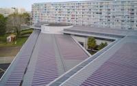 Во Франции построили крупнейшую электростанцию из органических солнечных панелей