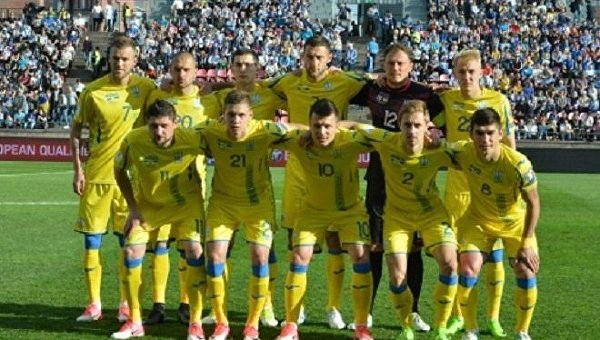 Стало известно, где сборная Украины проведет матчи Лиги наций
