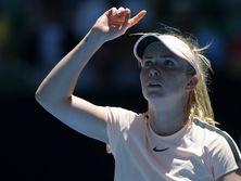 Свитолина вышла в 1/8 финала Australian Open