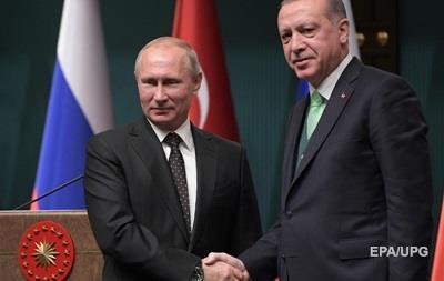 Эрдоган похвалил себя и Путина за опыт в политике