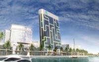 В Дубае построили iPod-небоскреб