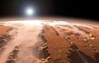 На Марсе нашли запасы водяного льда