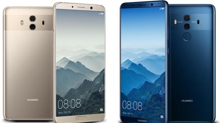 Huawei представила главного конкурента iPhone
