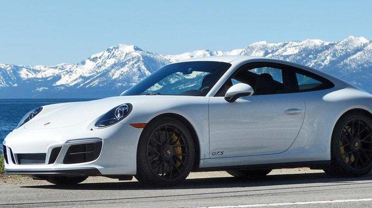 Porsche выпустила самый легкий автомобиль