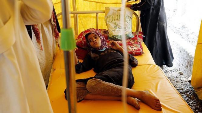 Число погибших от холеры в Йемене превысило тысячу