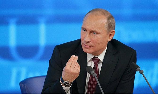 «Цепь трагических обстоятельств»: Путин миролюбиво прокомментировал сбитый Ил-20