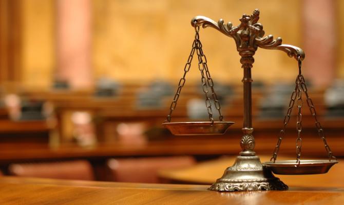 За 2017 год Высший совет правосудия уволил 172 судьи