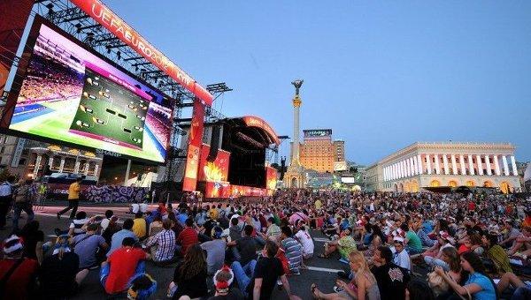 Украина погасит долг Донецка за подготовку к Евро-2012