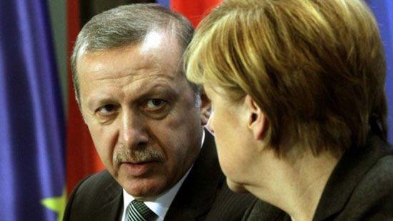 Эрдоган подложил Меркель большую свинью перед выборами в Германии