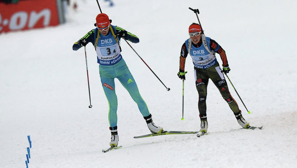 Пидгрушная сообщила, что тренировать сборную по биатлону будет россиянин