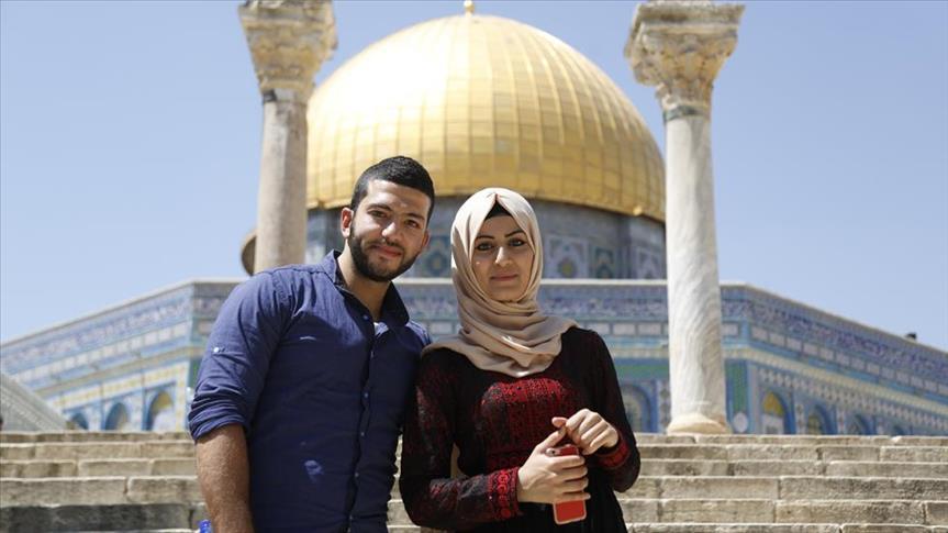 Aqsa wedding