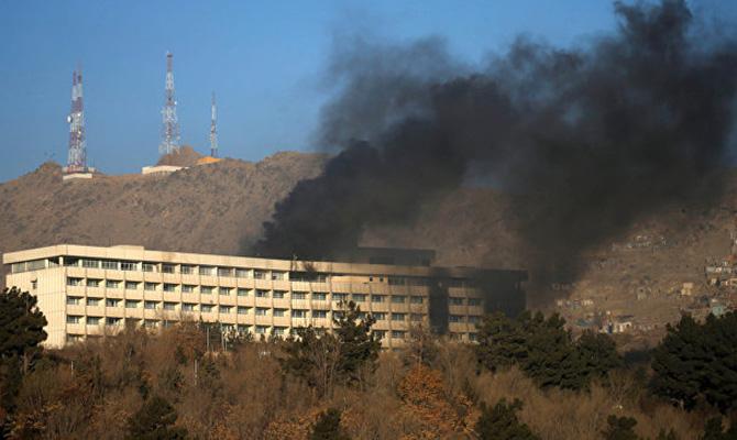 В результате нападения на отель в Кабуле погиб украинец