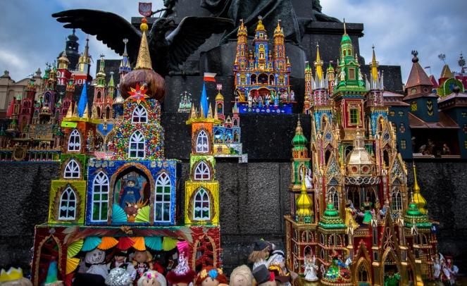 У Кракові стартував 75 Конкурс вертепних шопок