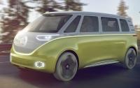 Volkswagen выпустит электрический вэн