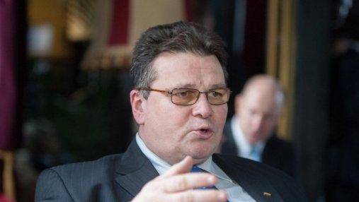 Проведение Чемпионата мира по футболу в России – глупая идея, – глава МИД Литвы
