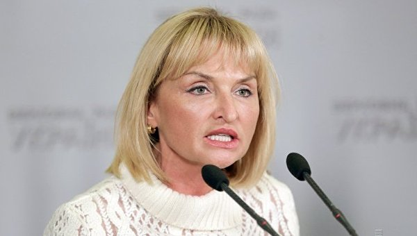 Луценко заявила о бизнес-концепции, которая переманит украинцев из РФ
