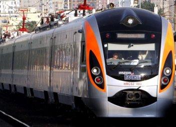 Новый поезд класса Интерсити Киев - Тернополь будет курсировать с 3 ноября