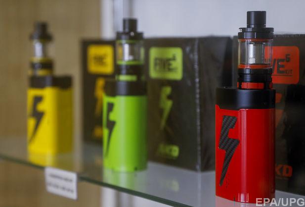 Ученые обнаружили опасность электронных сигарет