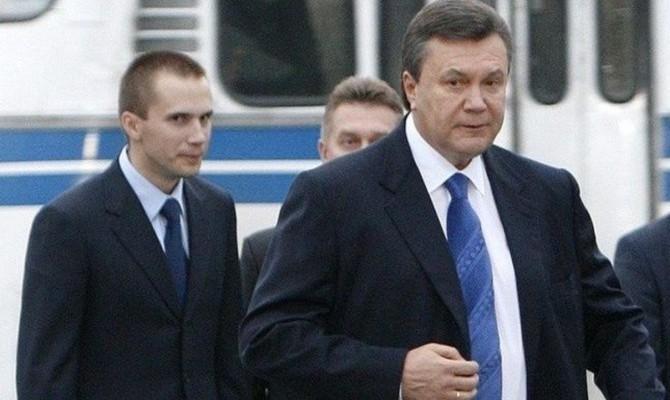 Из банка Януковича-младшего исчезли 2 млрд грн