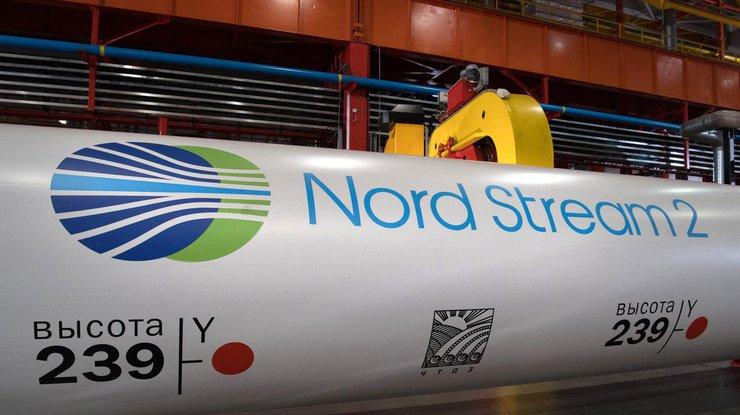 В США обещают санкции участникам Северного потока-2