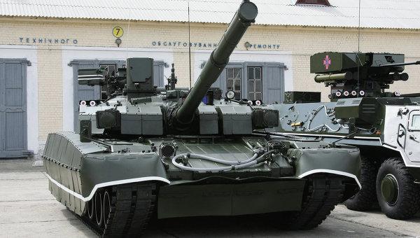 В Генштабе ВСУ сообщил о проблемах с поставками танков Оплот