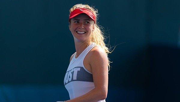 Лучшая теннисистка Украины поделилась кадром из бассейна