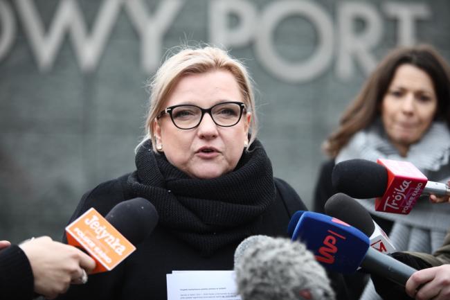 Міністр у справах гуманітарної допомоги Польщі вирушає до Йорданії