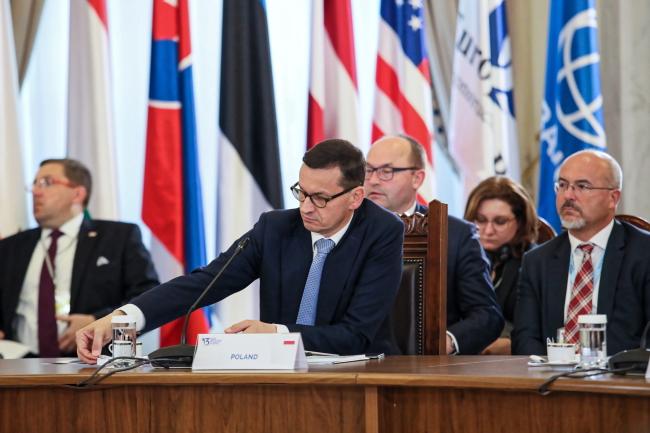 Моравецкий: Мы не согласны с прокладкой «Северного потока-2»