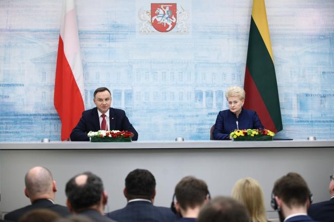 Президенти Польщі і Литви виступають проти Nord Stream 2