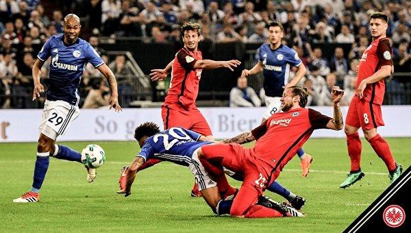 Определились финалисты Кубка Германии по футболу
