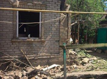 На Донбассе боевики 6 раз обстреляли украинских военных с начала суток