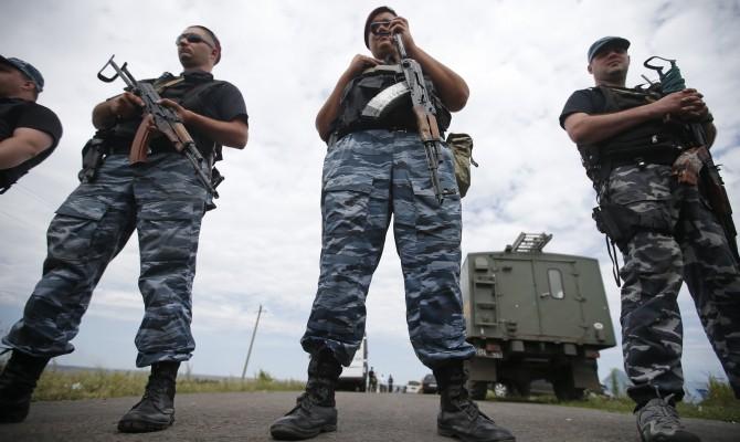 За три года правоохранители разоблачили 2 тыс. боевиков в Донецкой области