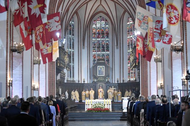 У Варшаві святкують 550-річчя парламентаризму Польщі