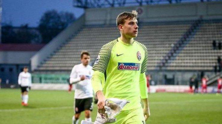 Украинский вратарь близок к переходу в Реал