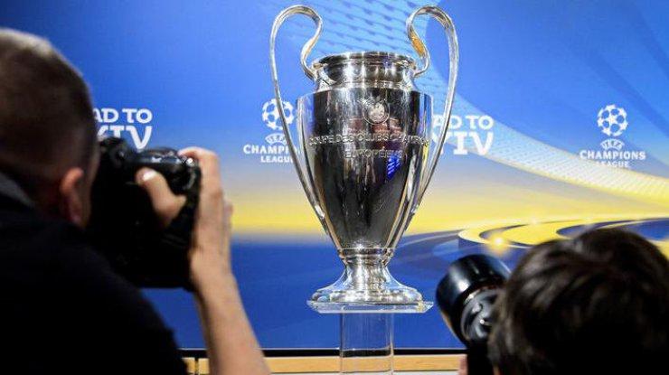 Лига чемпионов: где в Киеве будут фан-зоны (карта)