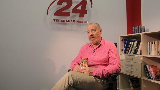 Як не дати померти українському кіно: ексклюзивне інтервю з героєм фільму Донбас