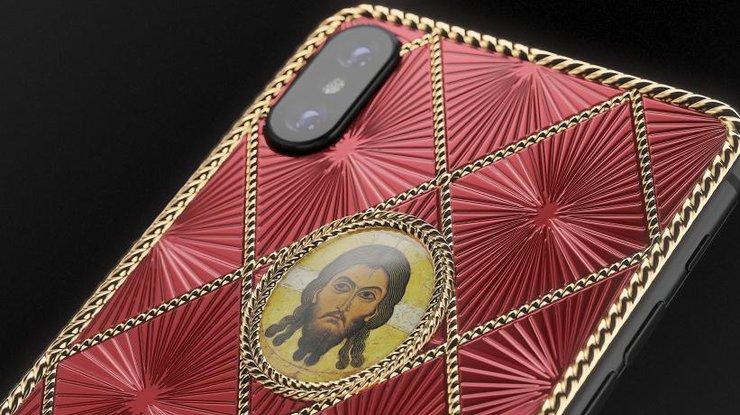 К Пасхе выпустят христианскую версию iPhone X (фото)