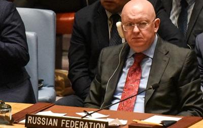 РФ сорвала принятие резолюции о перемирии в Сирии